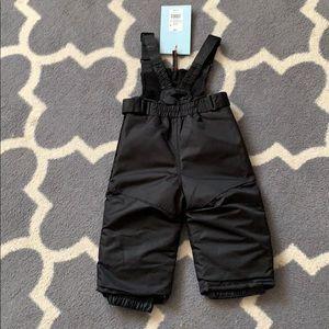 Infant snow pants